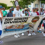 Labour Day March Bermuda, September 3 2018-5158