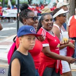 Labour Day March Bermuda, September 3 2018-5187