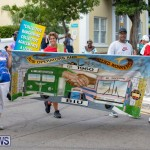 Labour Day March Bermuda, September 3 2018-5189