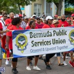 Labour Day March Bermuda, September 3 2018-5198