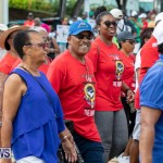 Labour Day March Bermuda, September 3 2018-5209