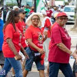 Labour Day March Bermuda, September 3 2018-5218