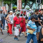 Labour Day March Bermuda, September 3 2018-5265
