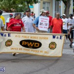 Labour Day March Bermuda, September 3 2018-5278