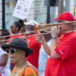 Labour Day March Bermuda, September 3 2018-5538