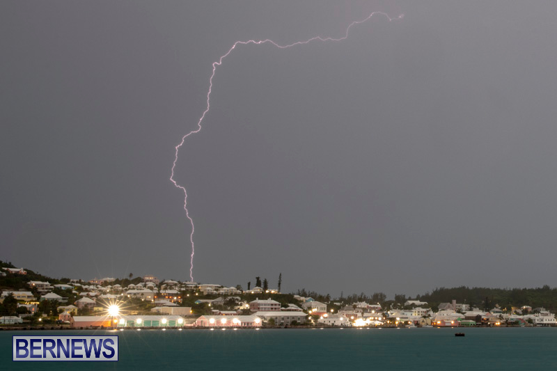 LightningSt Georges Harbour Bermuda, September 19 2018-6423