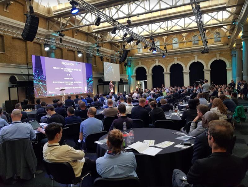Minister Caines at World Blockchain Forum Bermuda September 4 2028 (2)