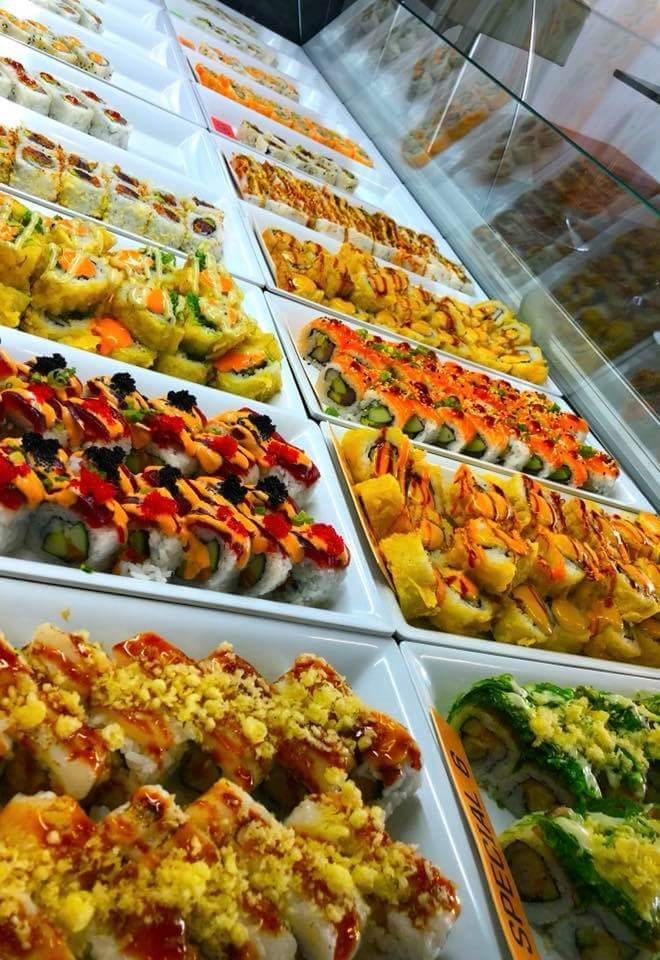 Misaki sushi restaurant Bermuda Sept 2018 (12)
