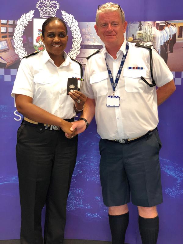 Promotion of Na'imah Astwood Bermuda September 18 2018 (2)