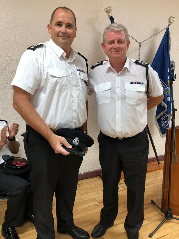 Promotions to Chief Inspector Bermuda Sept 21 2018 (2)