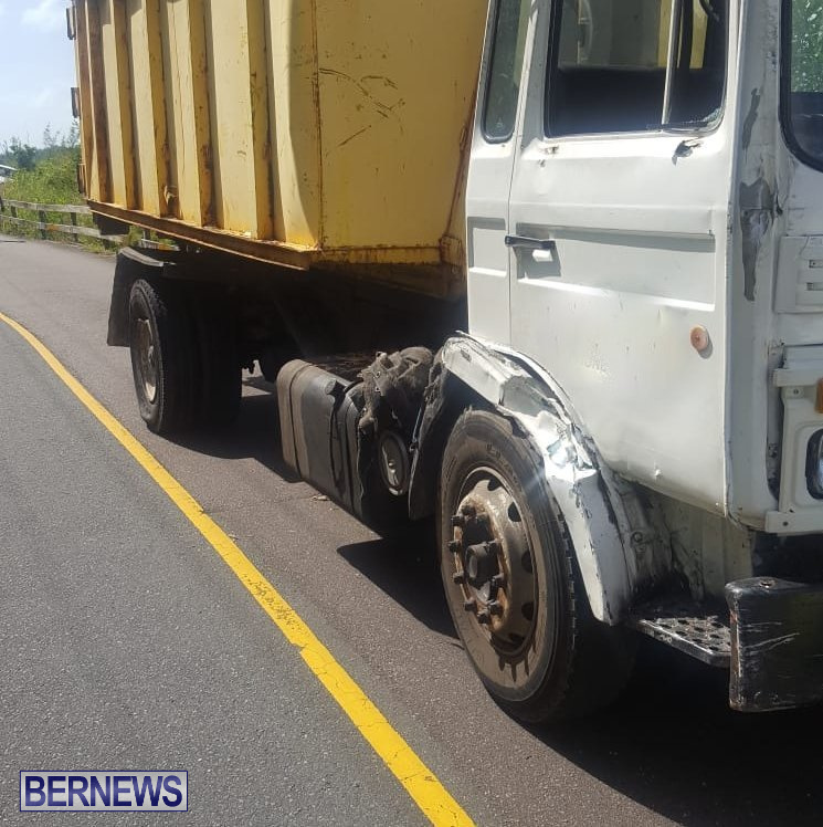 Southampton Trucks Collision Bermuda, September 11 2018 (5)