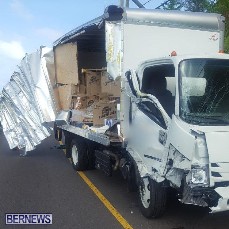 Southampton Trucks Collision Bermuda, September 11 2018 (9)