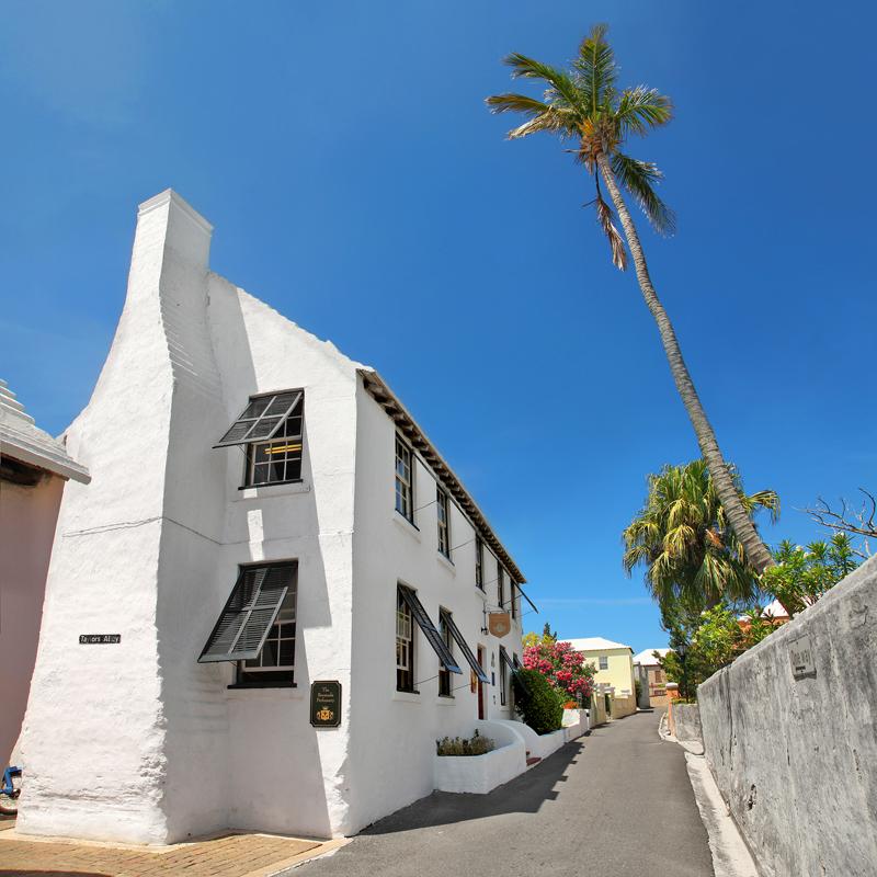 Stewart Hall Bermuda September 2018