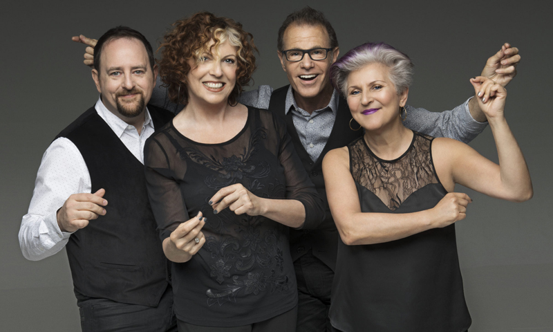 The Manhattan Transfer Bermuda September 4 2018