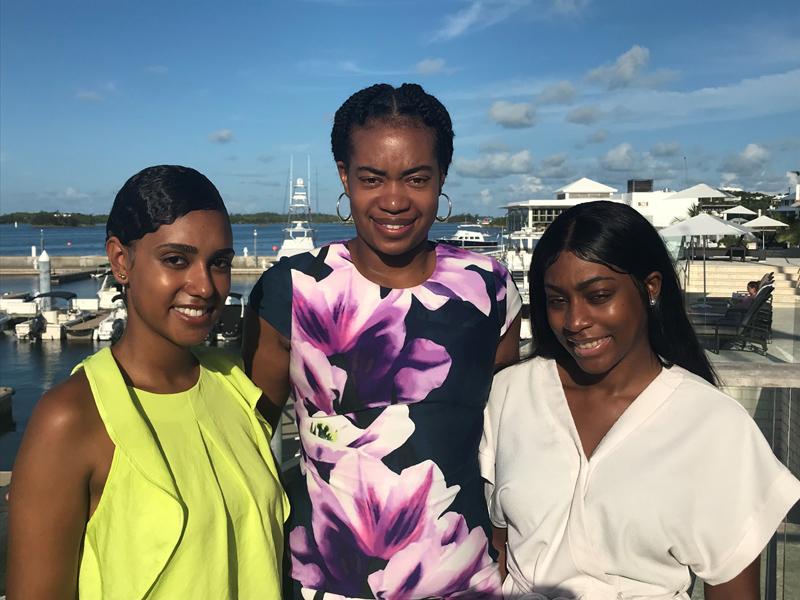Tomasz Tabor Hospitality Scholarship Bermuda Sept 2018