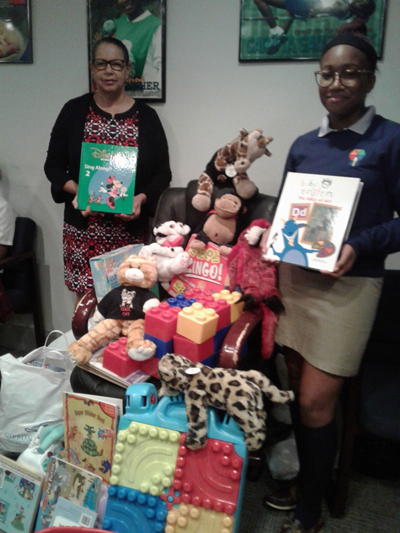 Toys to Warwick Preschool