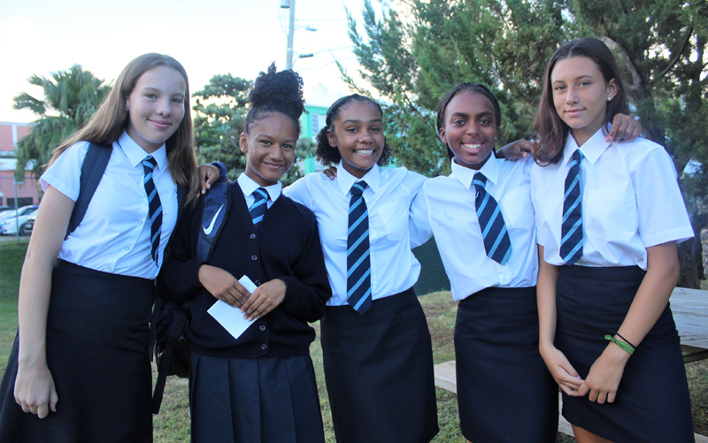 Warwick Academy Back to School Bermuda Sept 5 2018 (29)