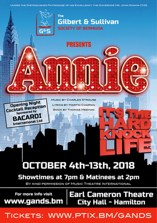 annie bermuda September 5 2018