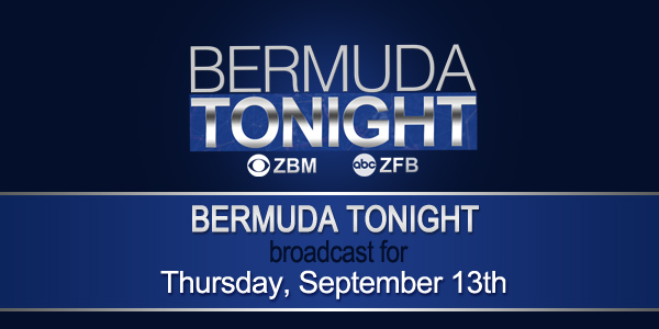 zbm 9 news Bermuda September 13 2018 TC