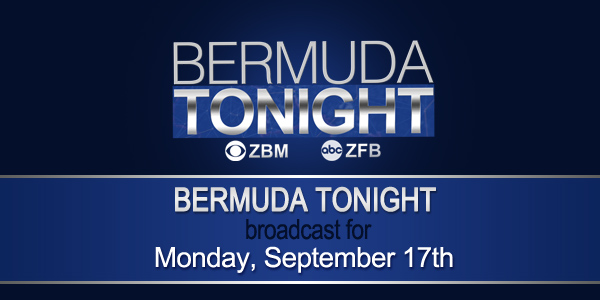 zbm 9 news Bermuda September 17 2018 TC