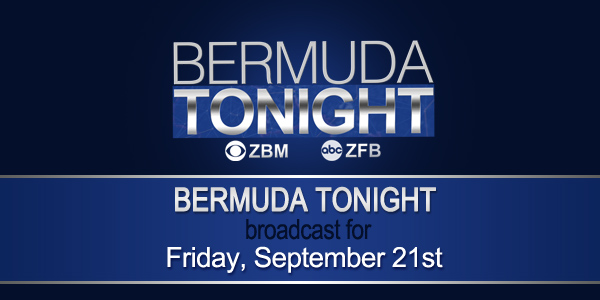 zbm 9 news Bermuda September 21 2018 TC