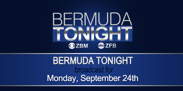 zbm 9 news Bermuda September 24 2018 tc