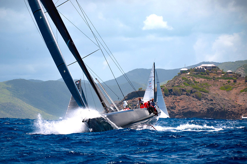 Antigua Bermuda Race October 2018