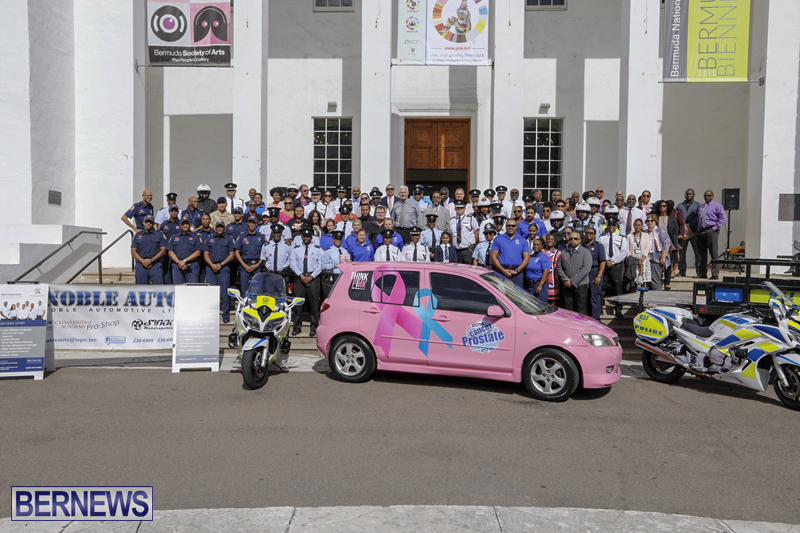 BPS Tribute Vehicle Display Bermuda Oct 31 2018 (2)