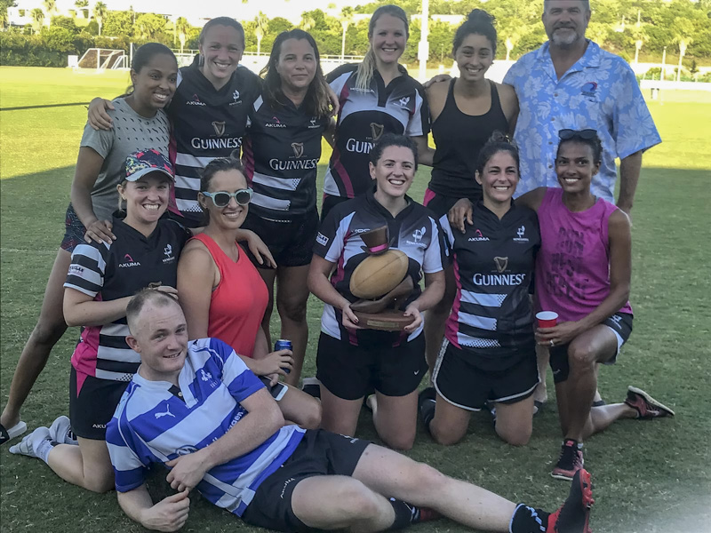 BRFU Mad Hatters Rugby Tournament Bermuda, October 6 2018 (2)