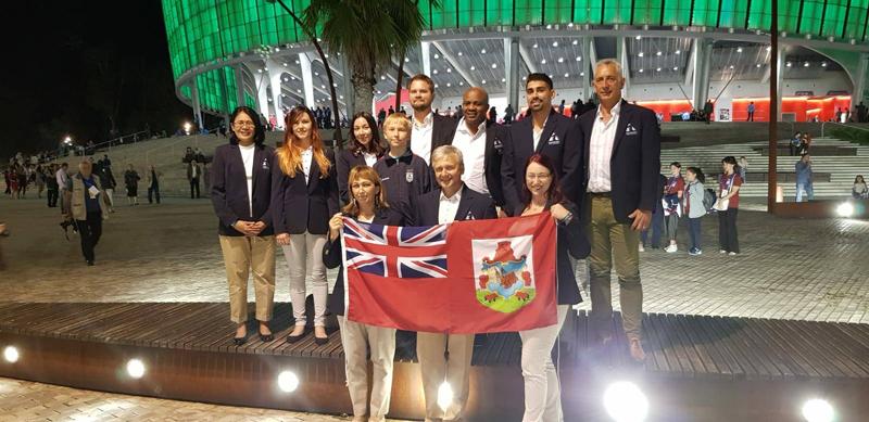 Bermuda Chess team October 8 2018 (2)