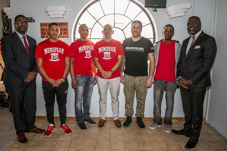 Bermuda College Anti-Violence Event October 24 2018