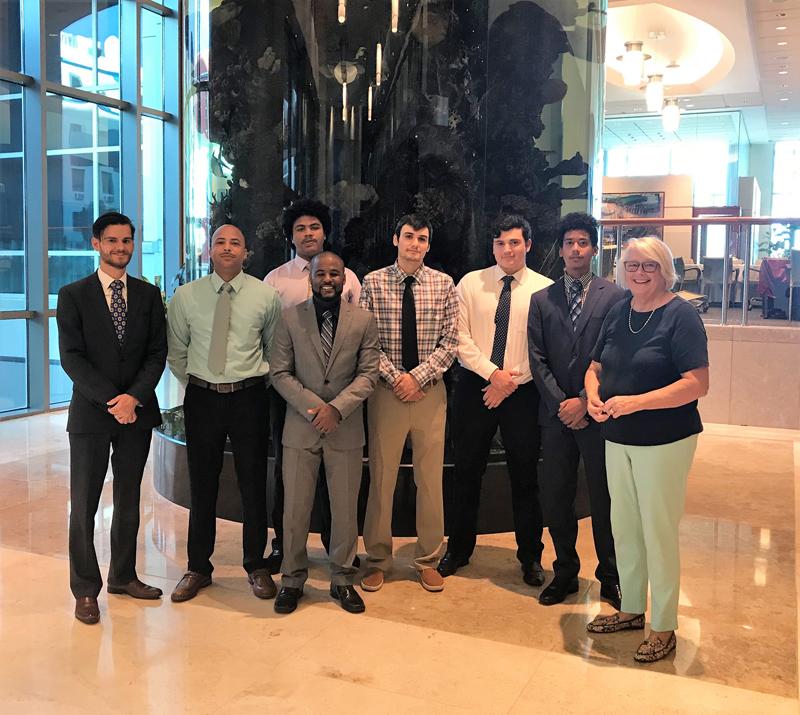 Bermuda College Recipients October 2018