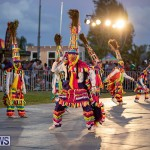 Bermuda International Gombey Festival Showcase, October 6 2018-3278