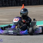 Bermuda Karting Club racing, October 21 2018-8423