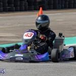 Bermuda Karting Club racing, October 21 2018-8423