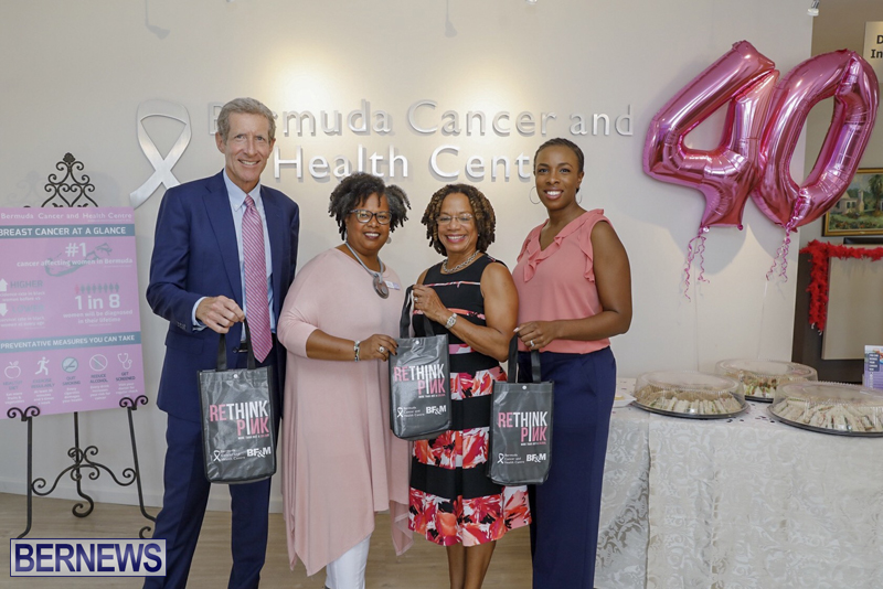 Breast Cancer Awareness Month Launch Bermuda Oct 2018 (1)