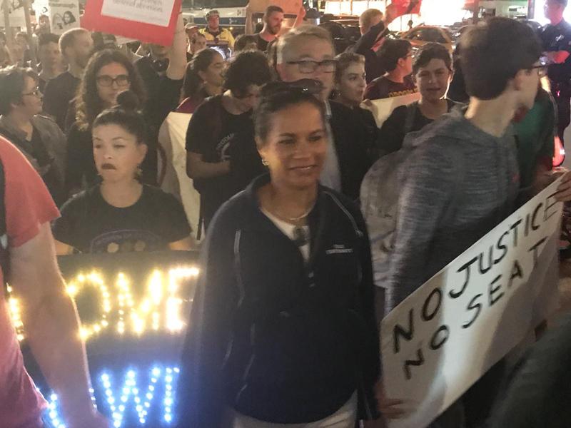 Brett Kavanaugh Protest October 2018 (1)
