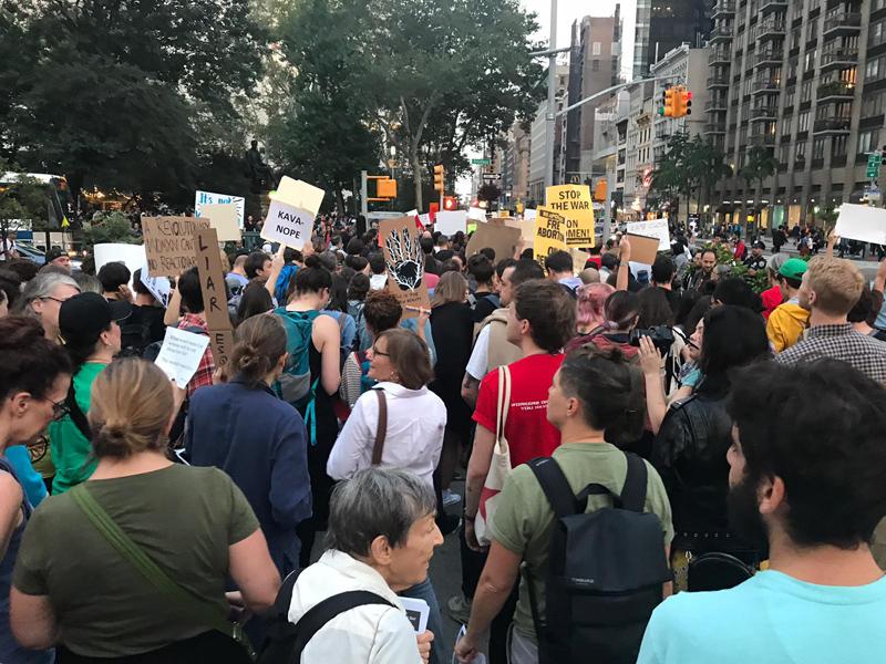 Brett Kavanaugh Protest October 2018 (3)