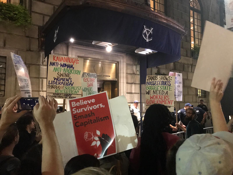 Brett Kavanaugh Protest October 2018 (4)