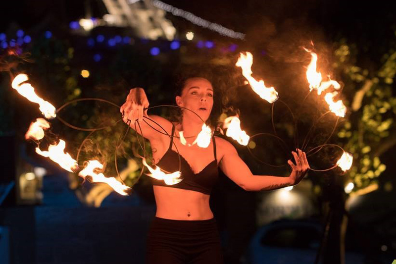 Cirqle Bermuda October 2018