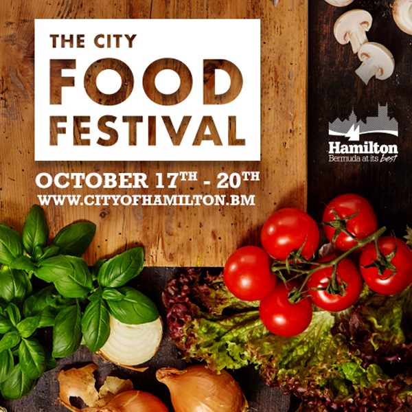 City Food Festival Bermuda Oct 16 2018