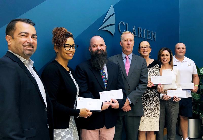 Clarien Foundation Presentation Bermuda October 2018