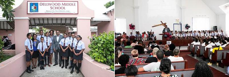 Dellwood Middle School Bermuda October 2018 (1)