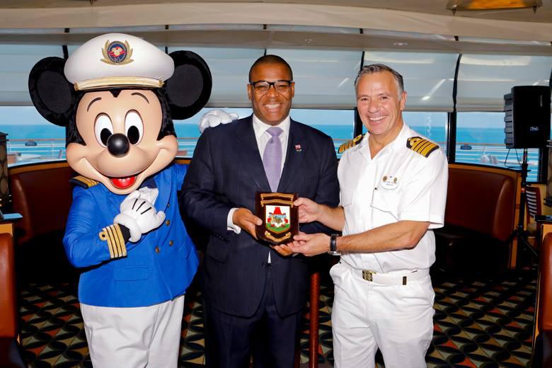 Disney Inaugural Visit Bermuda Oct 2018 (1)