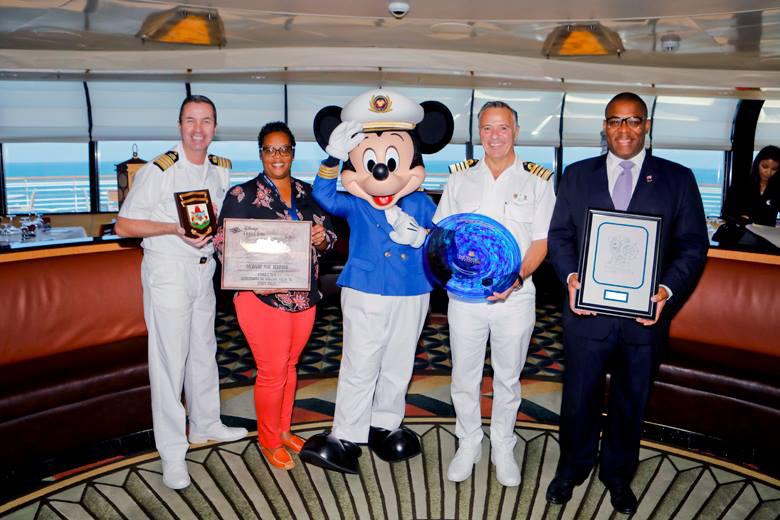 Disney Inaugural Visit Bermuda Oct 2018 (2)