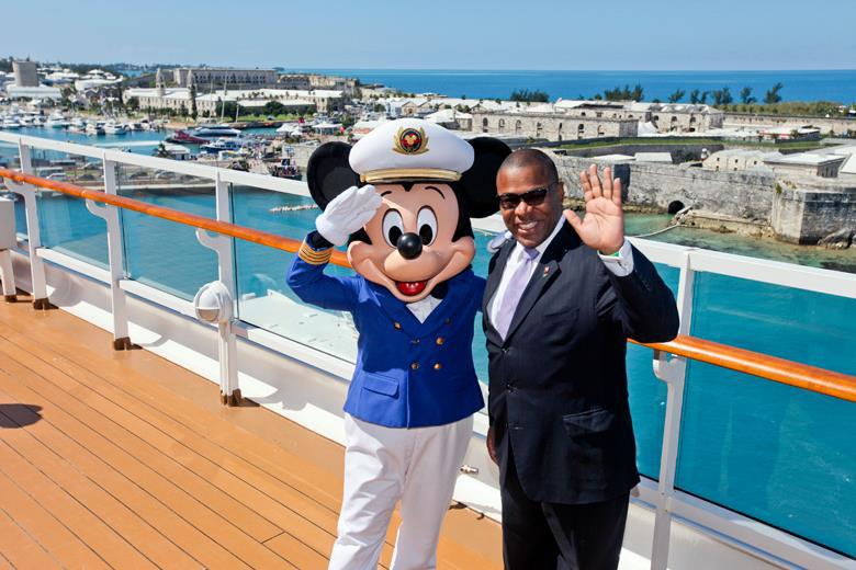 Disney Inaugural Visit Bermuda Oct 2018 (4)