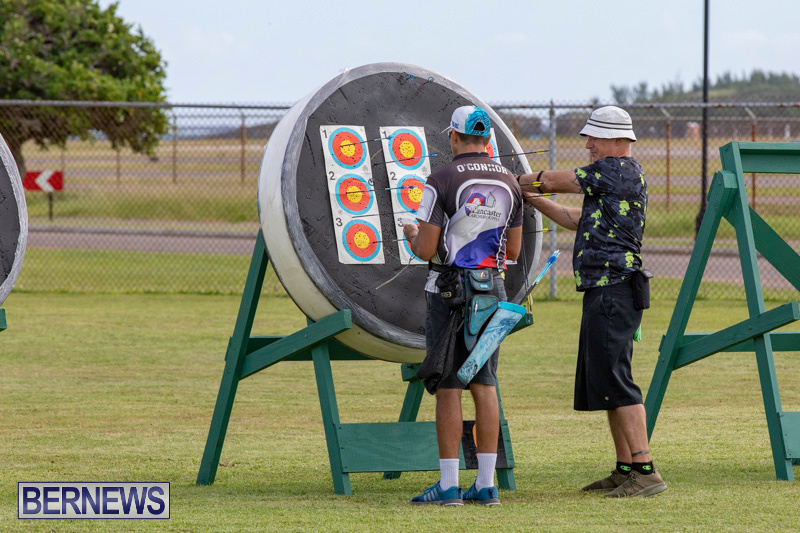 Gold Point Archery Bermuda, October 21 2018-9055