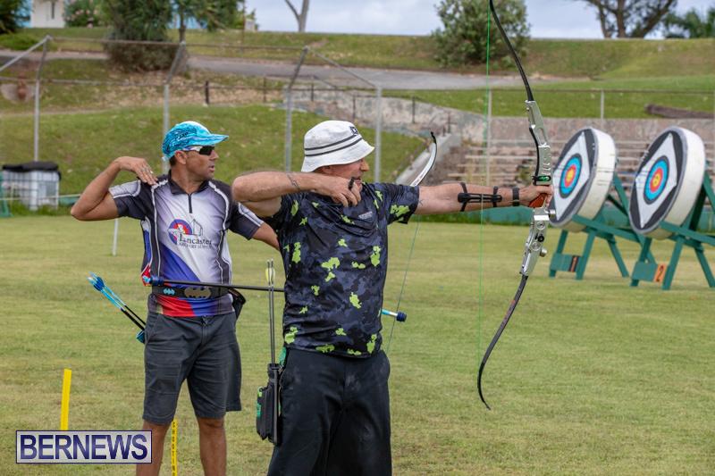 Gold Point Archery Bermuda, October 21 2018-9067