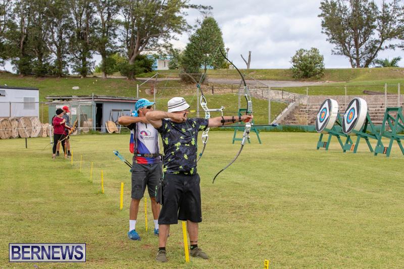 Gold Point Archery Bermuda, October 21 2018-9069