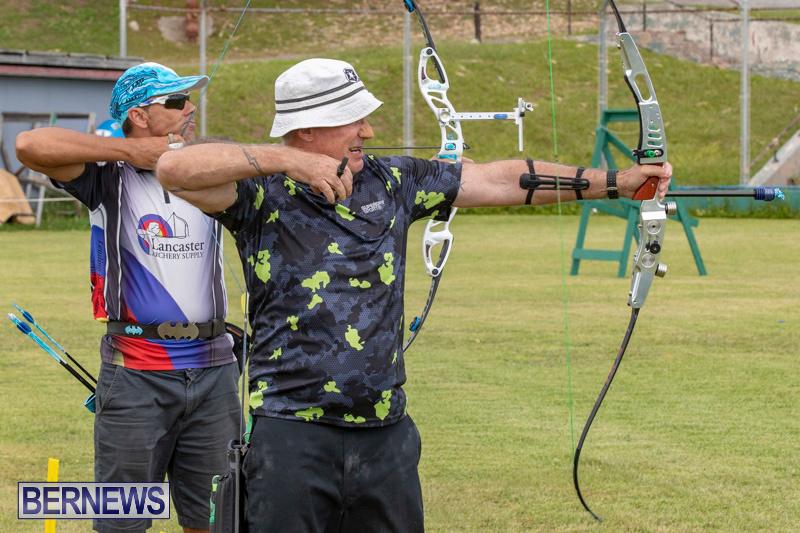 Gold Point Archery Bermuda, October 21 2018-9071